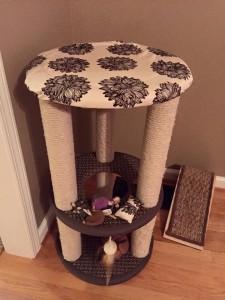 cat perch cover